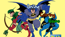 Batman and the Blue Beetle
