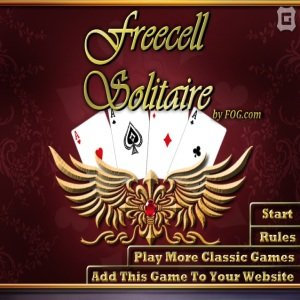 jeu Freecell Solitaire