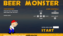 jeu Beer Monster