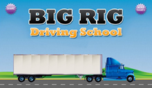 jeu Big Rig Driving Scool