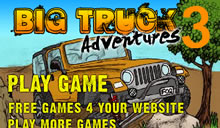 jeu Big Truck Adventures 3