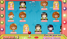 jeu Catch your doll le distributeur de poupés