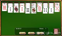 jeu Golden Spider Solitaire