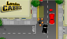jeu London cabbie
