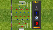 jeu Premiere League Foosball