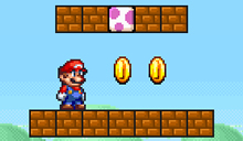 jeu Super Mario Bros Star Scramble 2