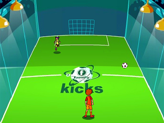 jeu Super Speed One on One Soccer