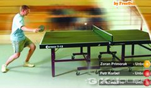 jeu Table Tennis