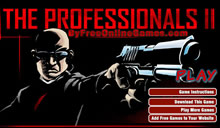 jeu The Professionals 2